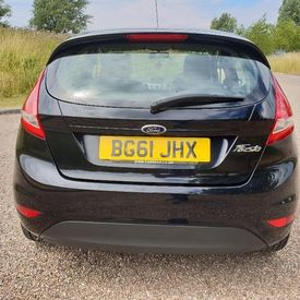 Ford Fiesta 1.25 Edge 5dr 1